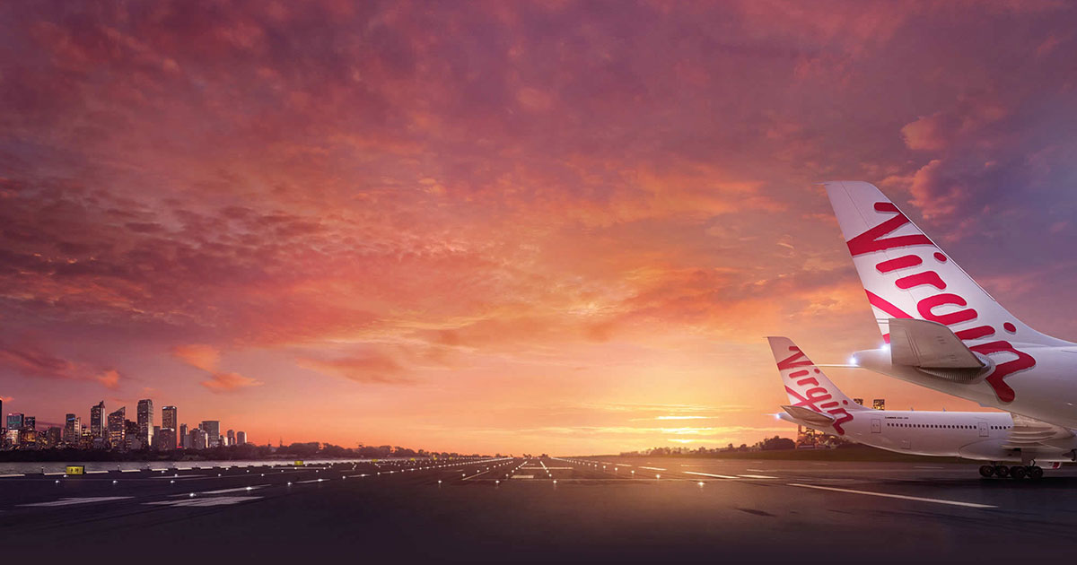 virgin australia launches wireless in flight entertainment. Black Bedroom Furniture Sets. Home Design Ideas
