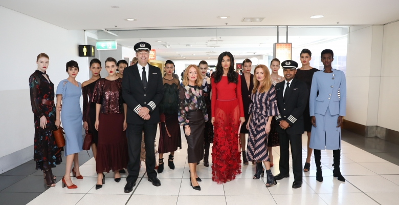 Virgin Australia To Make History With Fashion Runway In The Sky Virgin Australia Newsroom