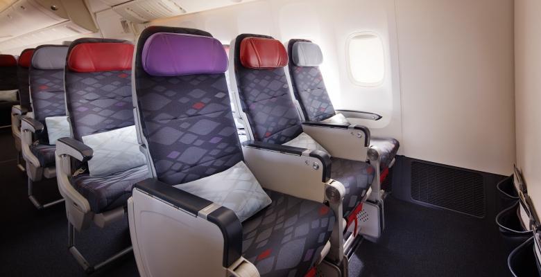 Virgin Australia Economy Space+