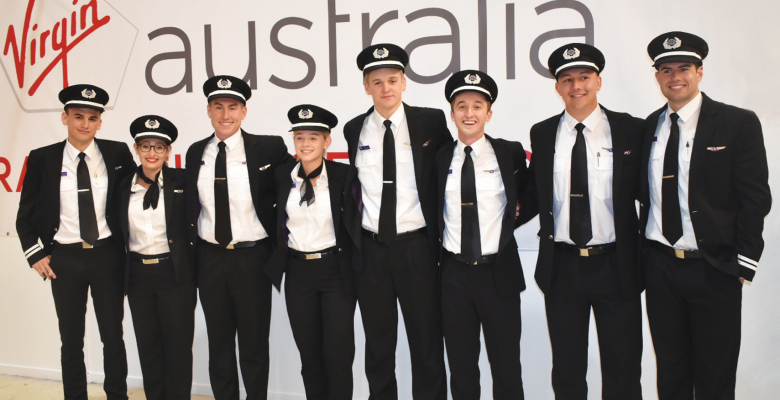 Virgin Australia's newest pilot cadets ready for take-off | Virgin