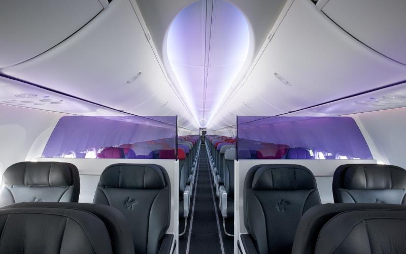 Virgin Australia Boeing 737 Business Class