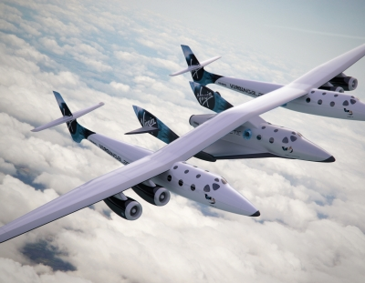 Virgin Galactic Aircraft