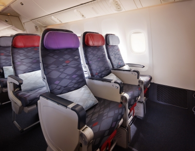Virgin Australia Economy Space+